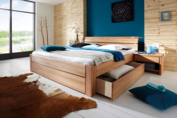 Easy sleep bed met laden